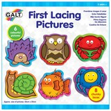 Small fun junction independent toy shop crieff perth perthshire scotland galt first lacing pictures preschool pre school fine motor skill for kids