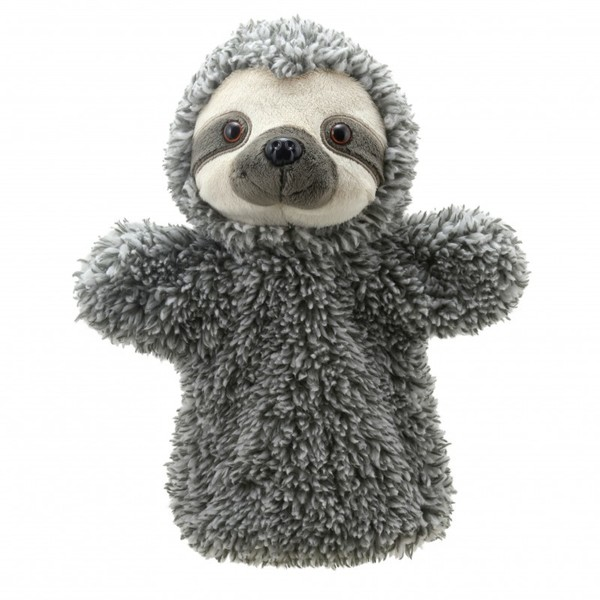 Large sloth puppet