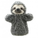 Small sloth puppet