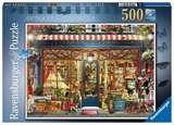 Small ravensburger fun junction toy shop perth crieff perthshire scotland puzzle antiques   curiosities 500pc